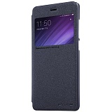 Nillkin Sparkle Leather Case  RedMi 4Pro Black