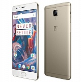 OnePlus 3 A3003 64gb+6gb gold