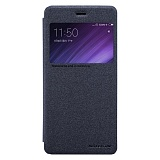 Nillkin Sparkle Leather Case  RedMi 4 Black