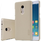 Nillkin Super Frosted Shield RedMi Note 4 Gold
