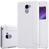 Nillkin Sparkle Leather Case  RedMi 4 White