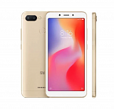 Xiaomi RedMi 6 64gb+3gb gold